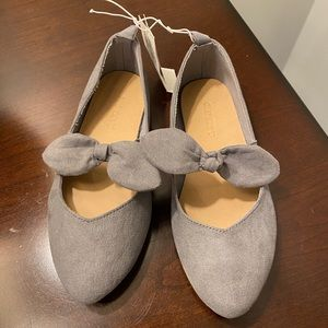 Old Navy Girls flats NWT